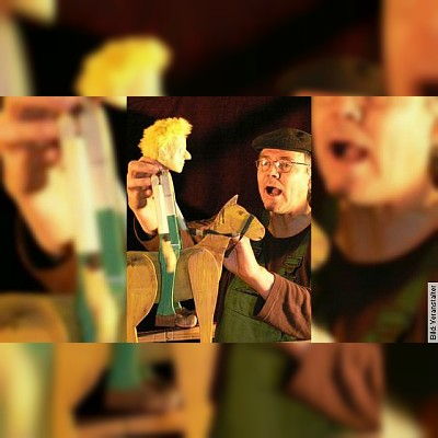Hans im Glück - Figurenspiel vom Wicht-Theater