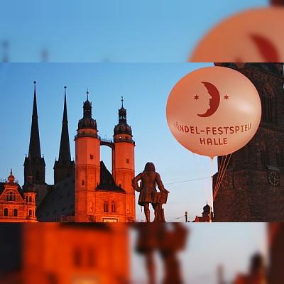 Händel-Festspiele 2019: Wandelkonzert