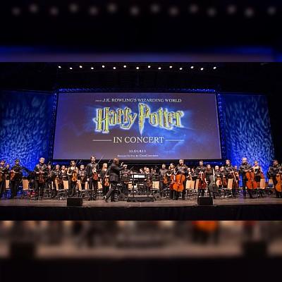 HARRY POTTER & DER GEFANGENE VON ASKABAN in Concert