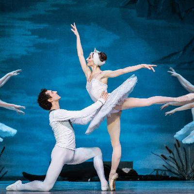 Staatliches Russisches Ballett Moskau - Schwanensee in Cham