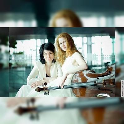 Cello-Klavier-Duo - Tanja Tetzlaff, Violoncello und Magda Amara, Klavier