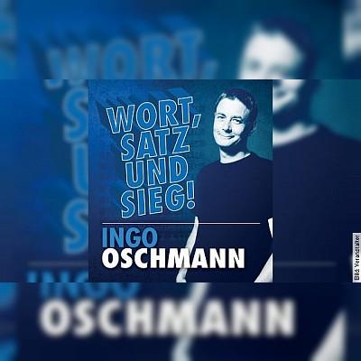 Ingo Oschmann - Wort, Satz und Sieg!