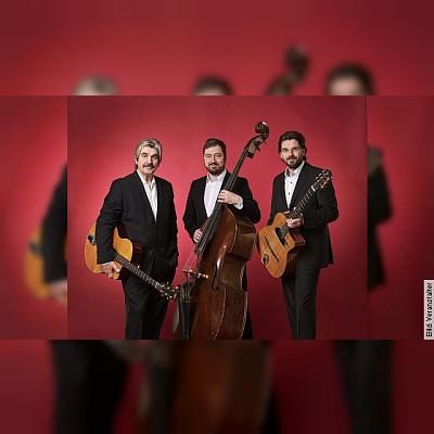 Jacques Stotzem & Joscho Stephan Trio - Akustik-Gitarren auf höchstem Niveau – Fingerstyle meets Gypsy Swing