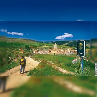 Jakobsweg - Von den Pyrenäen nach Santiago