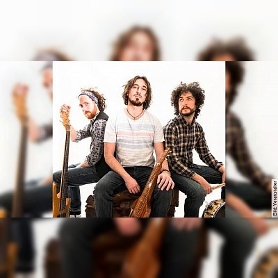 Wille and the Bandits - Rock, Blues und Folk Elemente