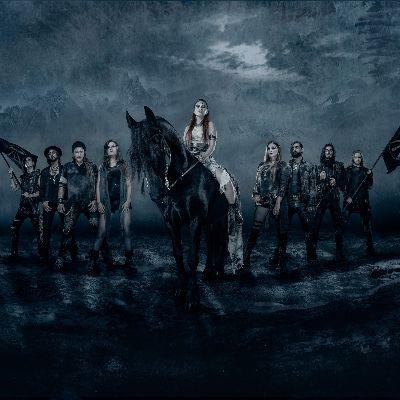 Eluveitie ATEGNATOS EUROPEAN TOUR feat. Lacuna Coil + Infected Rain