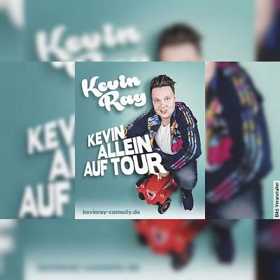 KEVIN RAY - Kevin allein auf Tour