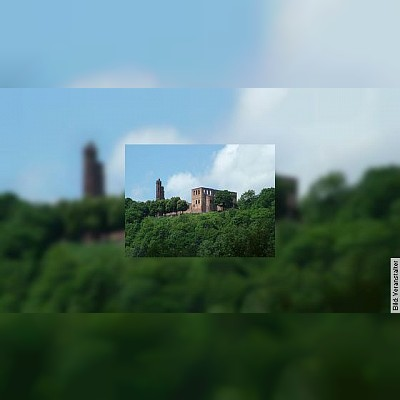 Klosterruine Limburg - von Mönchen, Kaisern und der Adventszeit
