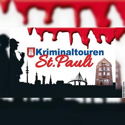 Kriminaltour Hamburg - Standardtour , ca. 2,5 Std.