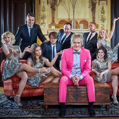 Mr. Rod - The No.1 Rod Stewart Show - Sommer Open Air Special Unplugged Concert