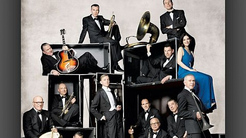 Max Raabe & Palast Orchester - Der perfekte Moment...wird heute verpennt