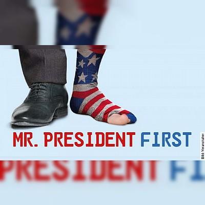 Mr. President First (Uraufführung) - Boulevard-Schauspiel von Stefan Zimmermann mit Max Volker Martens