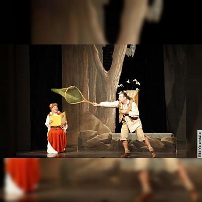 Die Zauberflöte für Jung und Alt - in einer kindgerechten Fassung mit Erzähler