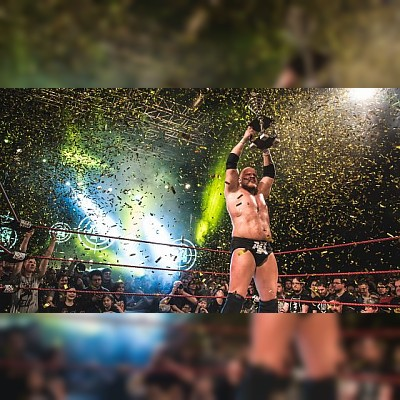 Wrestling wXw 16 Carat Gold