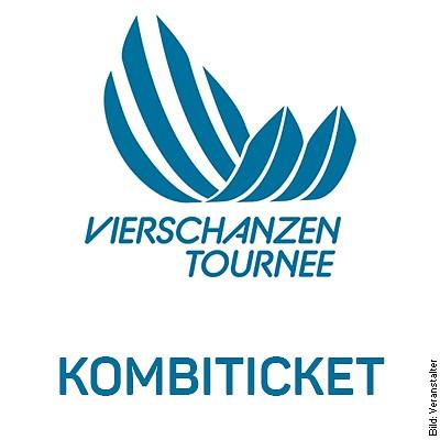 Kombi-Ticket - Neujahrsskispringen