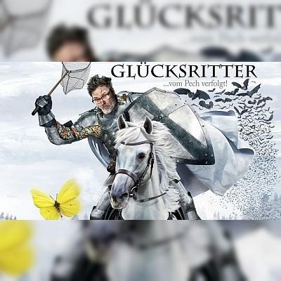 """PAUL PANZER - """"GLÜCKSRITTER ... vom Pech verfolgt"""""""