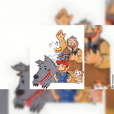 Familienkonzert: Peter und der Wolf
