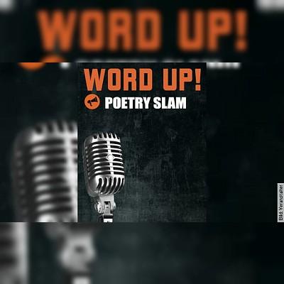 WORD UP! Poetry Slam