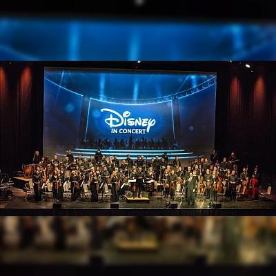 DISNEY IN CONCERT - Wonderful Worlds mit dem Hollywood Sound Orchestra