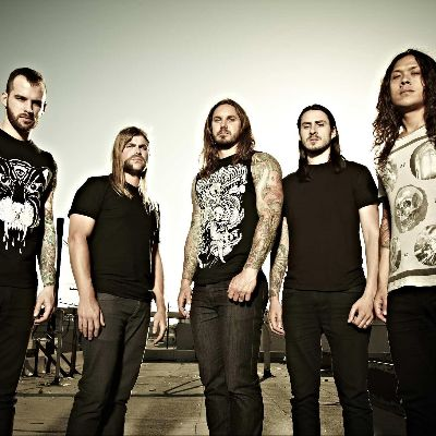 AS I LAY DYING - Shaped By Fire Tour - Special Guests: Chelsea Grin, Unearth & Fit For A King