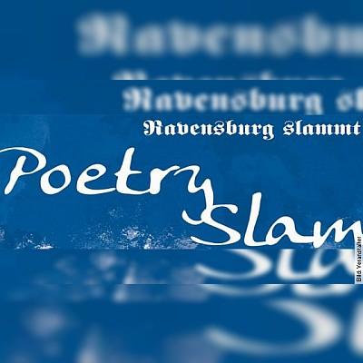 Ravensburger Poetry Slam - Kommt zu Wort!