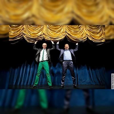 Heißmann und Rassau - Wenn der Vorhang zwei Mal fällt