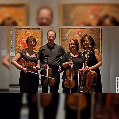 """Silvesterkonzert"" - W. A. Mozart; J. Haydn - Streichquartett, ""Salzburger Klassik Quartett"""