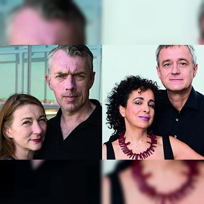 """""""Soli Deo Gloria"""" Kunst begegnet Musik: Künstlerpaare"""