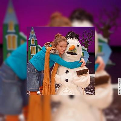 Steffi und der Schneemann