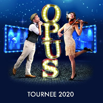 Feuerwerk der Turnkunst - OPUS Tour 2019/2020