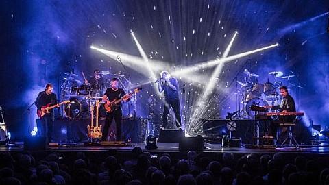 The Best Of Tour 2018 Geneses - Europas größte Genesis Tribute Show präsentiert von: TAG Wohnen & Service GmbH Salzgitter