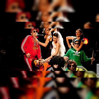 The Legendary Ghetto Dance Band - No Humba! No Täterä!
