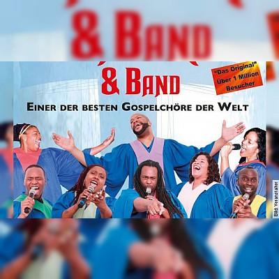 The Original USA Gospel Singers & Band - Einer der besten Gospel-Chöre der Welt