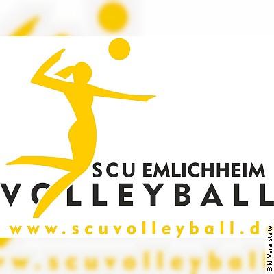 2. Damen Bundesliga Nord - SCU Emlichheim - BBSC Berlin