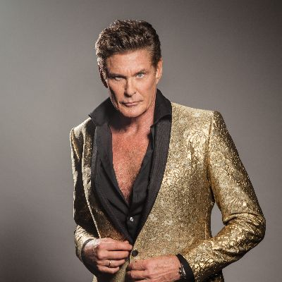 DAVID HASSELHOFF - Freedom! The Journey Continues Tour 2019