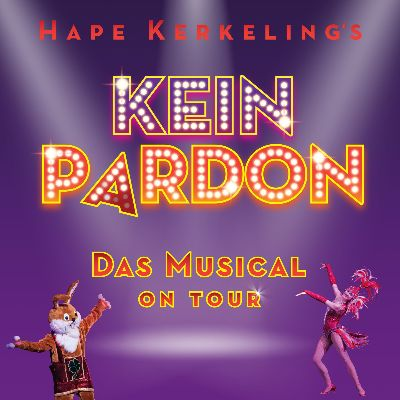 Hape Kerkelings KEIN PARDON - Das Musical on Tour in Magdeburg