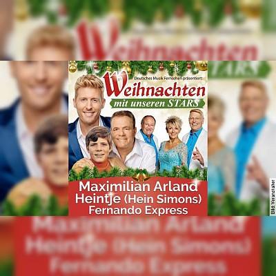 Weihnachten mit unseren Stars - Maximilian Arland & Gäste