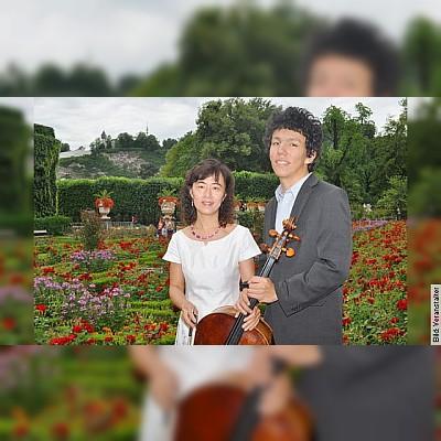 """""""Weihnachtskonzert"""" - W. A. Mozart - Yu-Ying & Helian Zehetmair Violoncello und Klavier"""