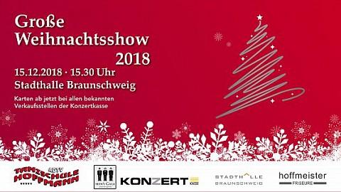 Große Weihnachtsshow der ADTV Tanzschule Hoffmann