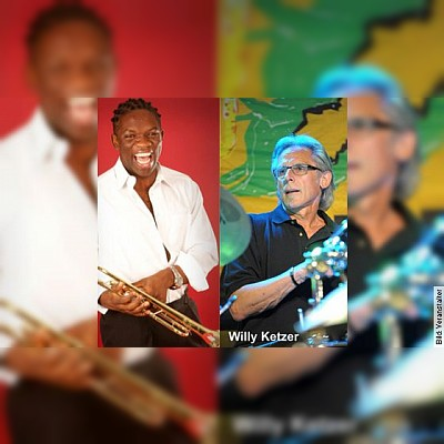Willy Ketzer Trio feat. Terrence Ngassa - Louis Amstrong meets Nat King Cole - Premiere