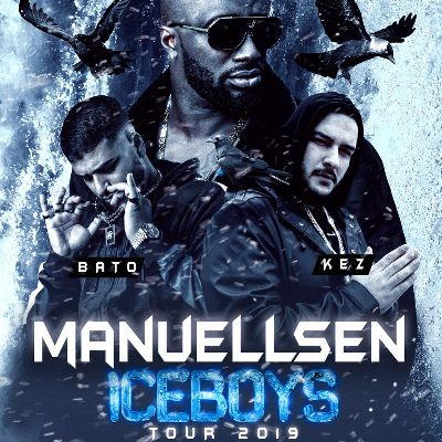 Manuellsen - Ice Boys Tour