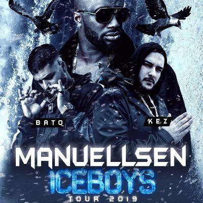 Manuellsen - Ice Boys Tour