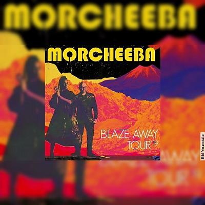 MORCHEEBA - Blaze Away Tour 19
