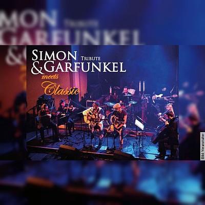 Simon und Garfunkel Tribute meets Classic- Duo Graceland mit Streichquartett und Band - Duo Graceland mit Streichquartett und Band