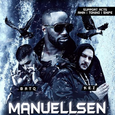 Manuellsen - Ice Boys Tour 2019