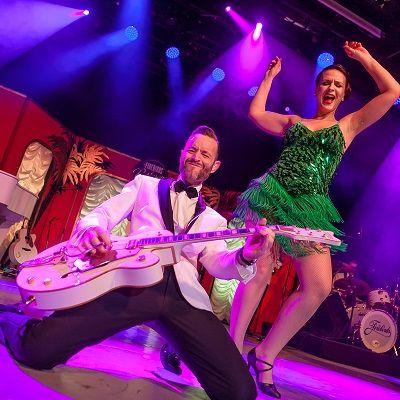 THE FIREBIRDS BURLESQUE SHOW - The Firebirds Burlesque Show 2020 in Coswig